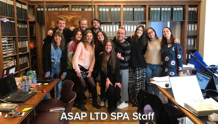ASAP LTD SPA Staff