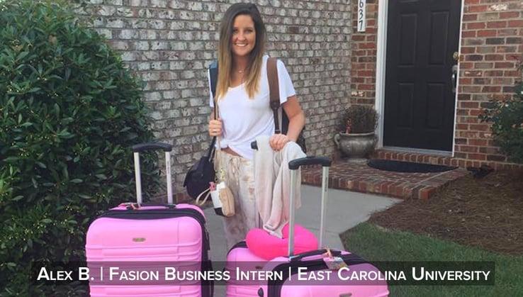 Alex Fashion Business Intern