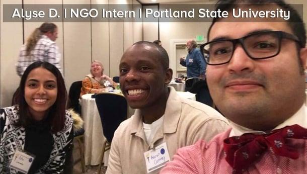 Alyse NGO Intern