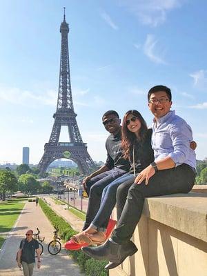 Paris Interns