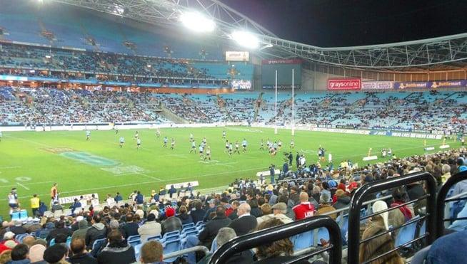 Australian Football Game