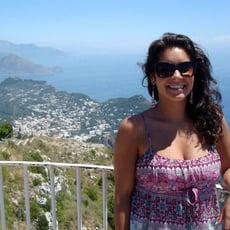 Ava UGA Florence Intern Abroad