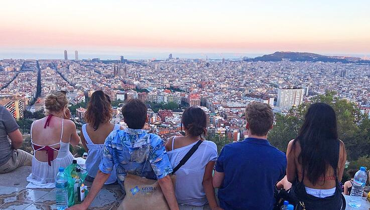 Barcelona Interns