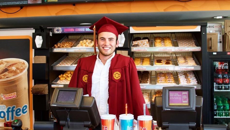 Ben D Dunkin Graduation