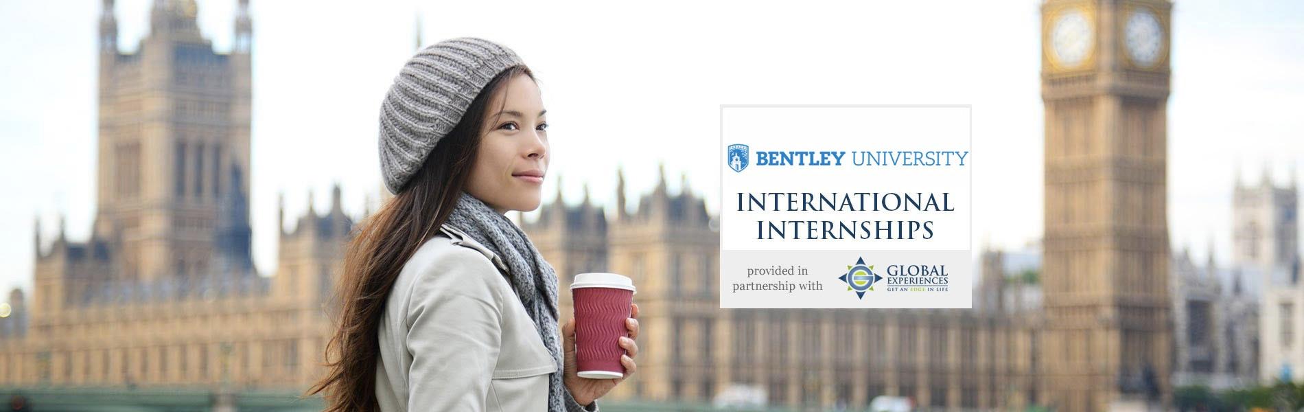 Bentley University Intern Abroad