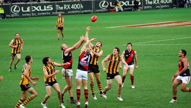 australian footy players