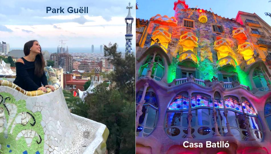 Casa-Batlló-Park-Guëll