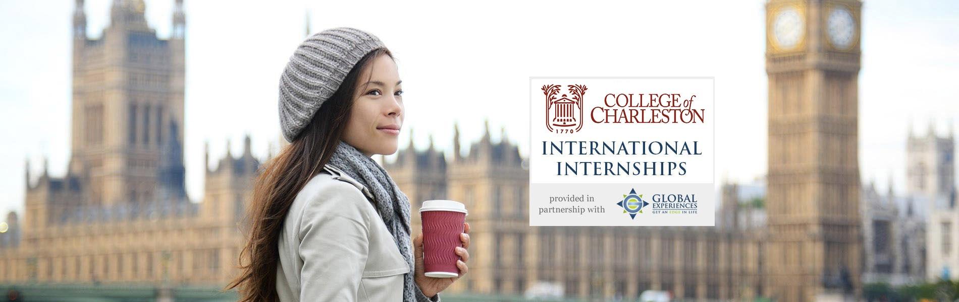 college of charleston intern abroad
