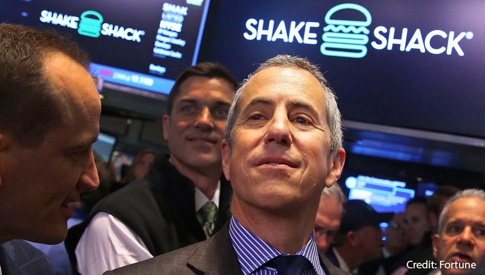 Danny Meyer at Shake Shack Event