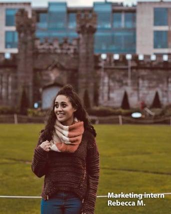 Dublin-intern-visiting-Dublin-Castle