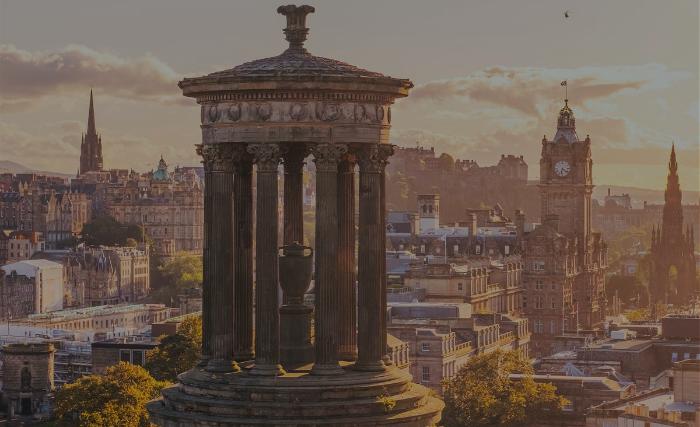 Internship in Scotland