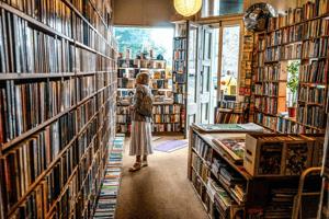 Edinburgh Bookstore