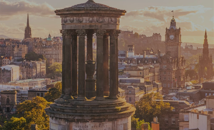 Edinburgh Homepage