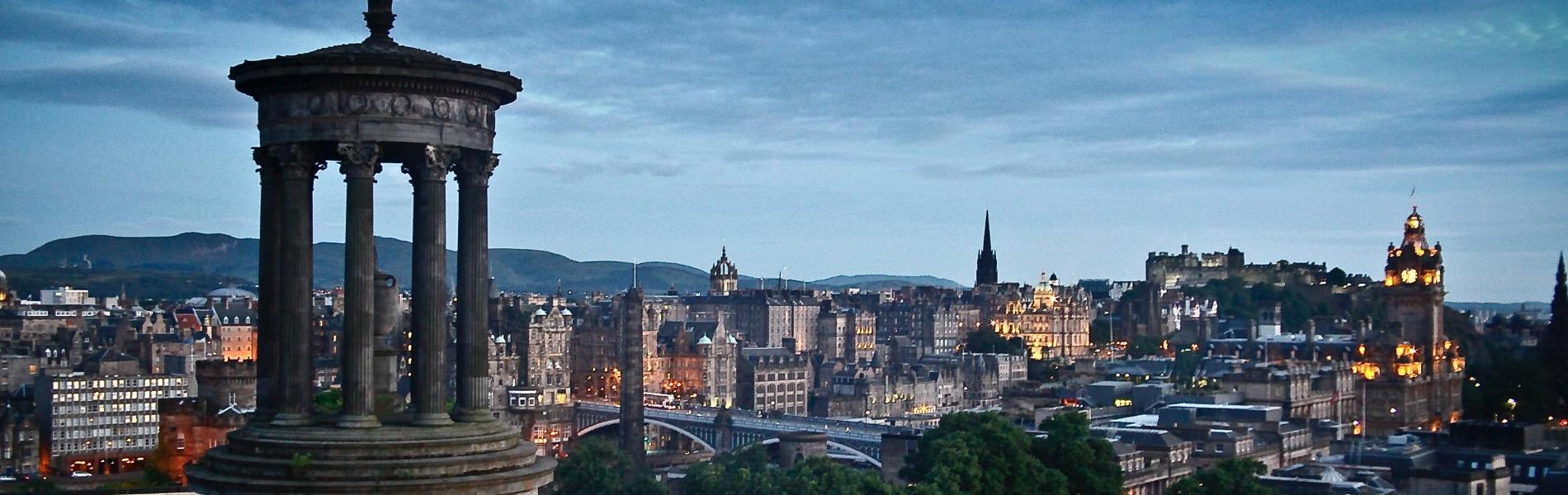 Internships in Edinburgh, Scotland