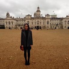Elizabeth UGA Dublin Intern Abroad