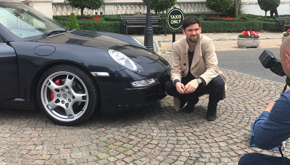 Eoin McDermot Porsche