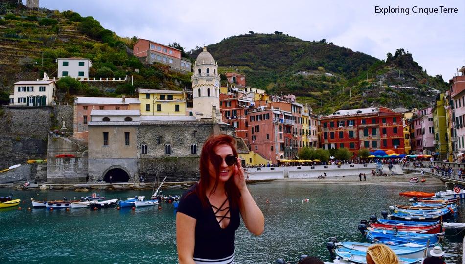 Exploring Cinque Terre