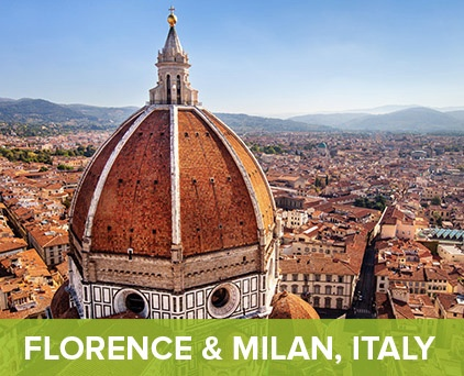 Florence & Milan, Italy
