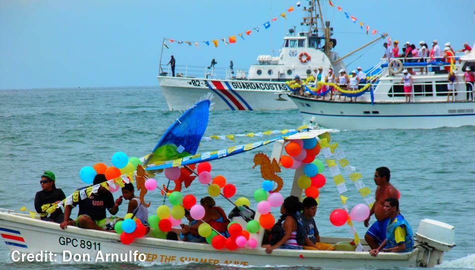 Fiestas Virgen del Mar