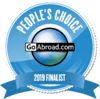 Finalist- GoAbroad Peoples Choice Award