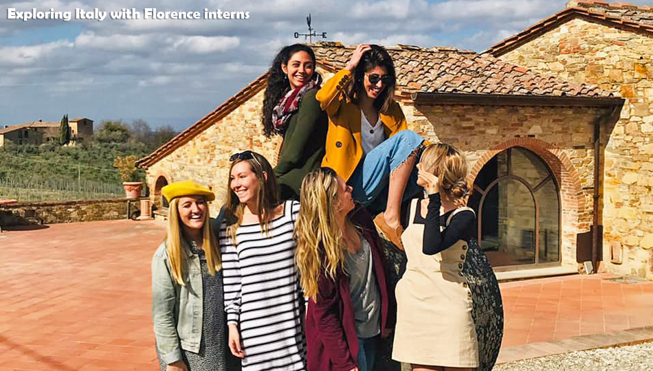 Florence-interns-exploring-Italy