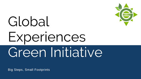 Global Experiences Green Initiative