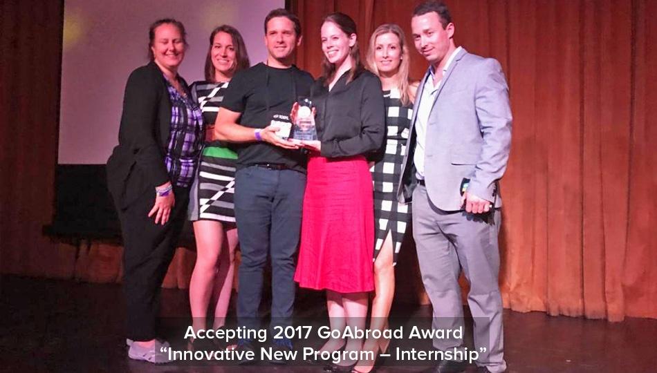 GoAbroad Award