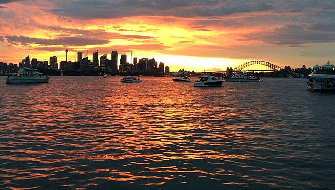 Harbour Christmas Cruise