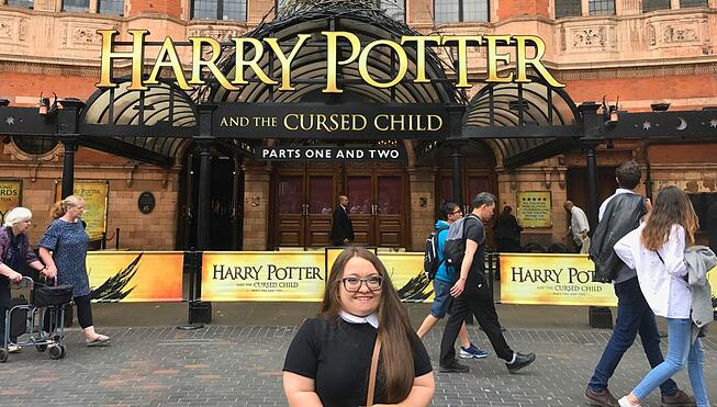 Harry Potter Theatre UK