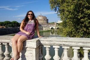 Intern in Rome
