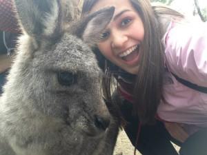 summer internship in Australia