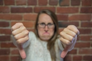 Thumbs down for the job market