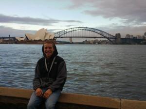 Ben in Sydney