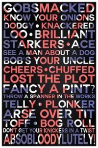 British Slang London