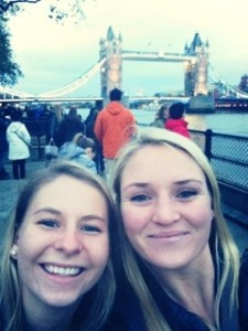 Tower Bridge London Global Experiences Intern Fall 2013