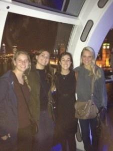 Global Experiences London Eye Fall
