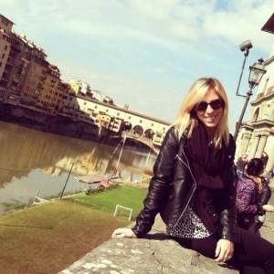 Katie in Italy