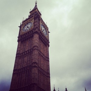 Lauren McCurry Big Ben