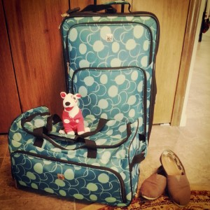 packing for travel abroad