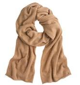 Scarf + Flight Blanket
