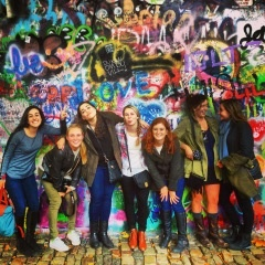 Chrissy Lennon Wall 2013 Fall