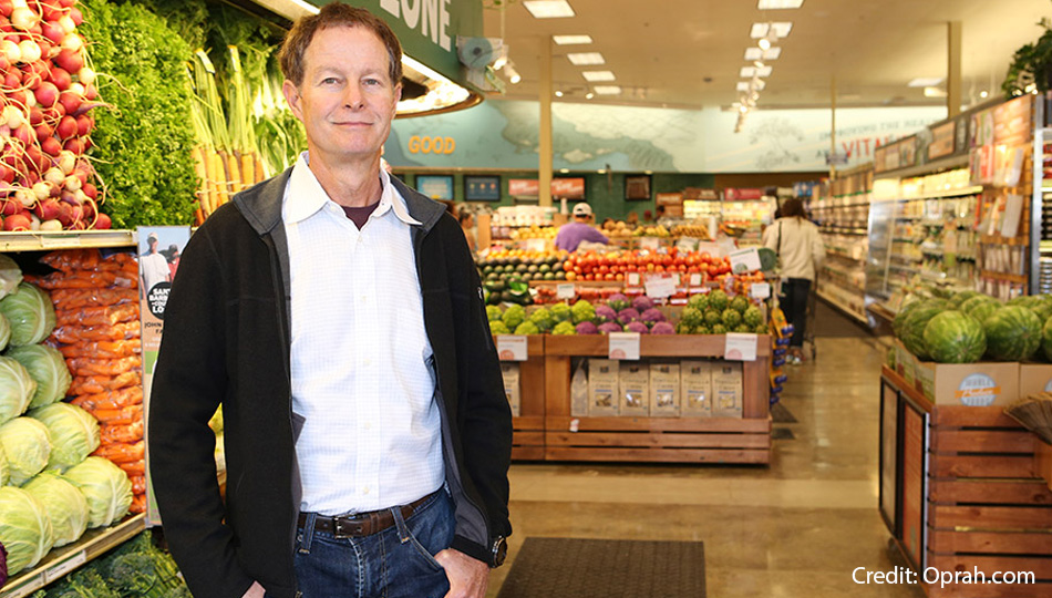 John Mackey at Whole Foods