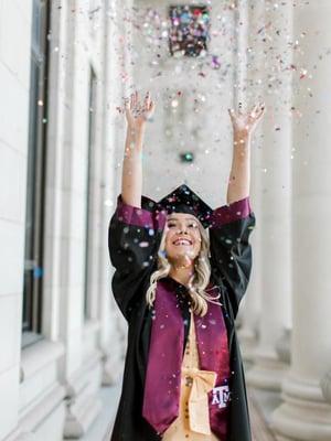 Kaley M Graduation