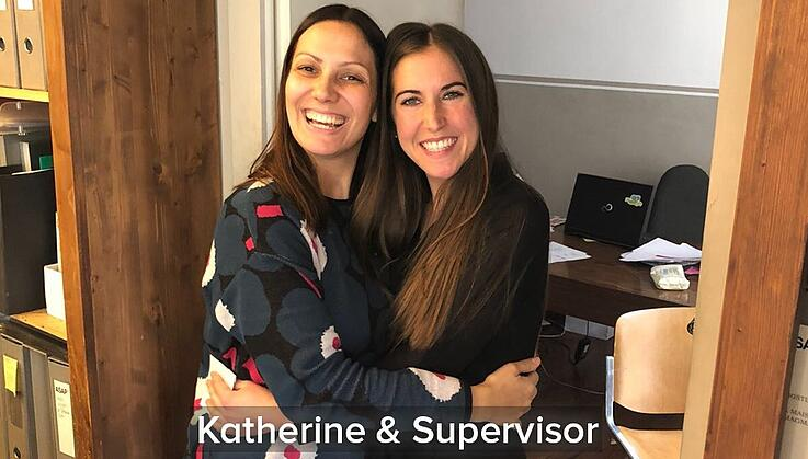 Katherine and Supervisor