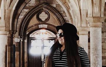 Student Experiences: Kaylee's Graphic Design Internship in London