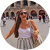 Milan intern Lily exploring Rome