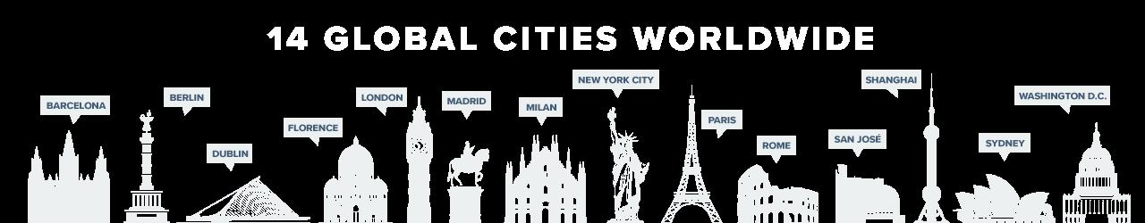 Intern Abroad Program Locations
