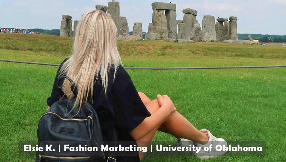 London intern Visiting Stonehedge