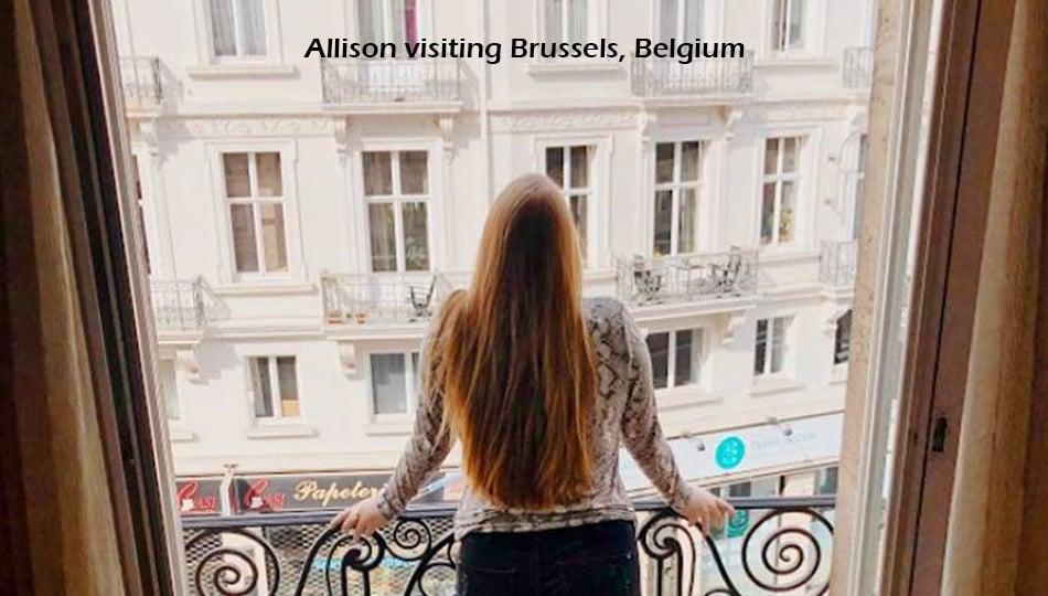 London-intern-visiting-Brussels-Belgium