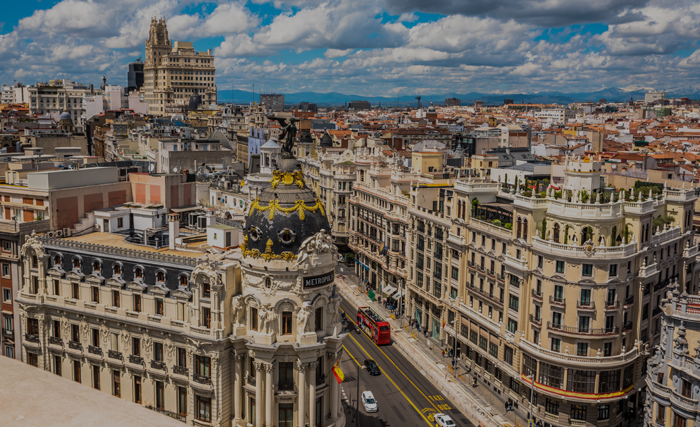 Internship in Madrid, Spain